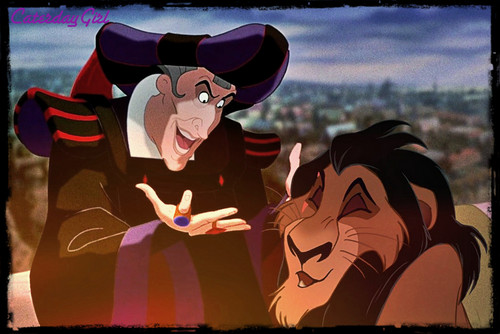 Frollo and Scar