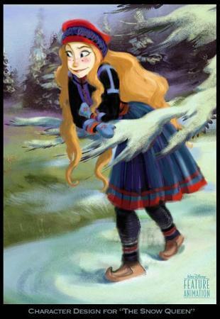 アナと雪の女王 2013