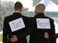 Funny Gay Marriage Signs