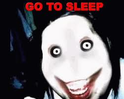 GO TO SLEEP - scary-stories Photo