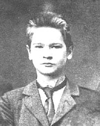 Georg Trakl (3 February 1887, Salzburg – 3 November 1914, Kraków)