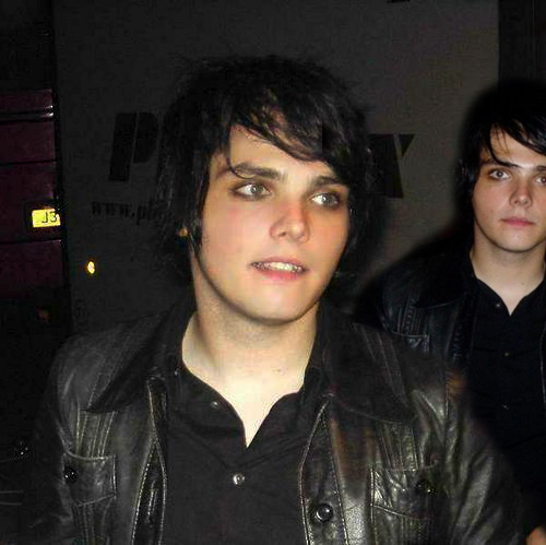 Gerard Twin - my-chemical-romance Photo