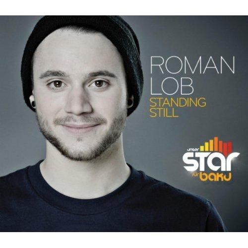 """Germanys's singer """"Roman Lob"""""""