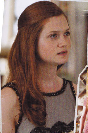 Ginny in the Deathly Hallows Part 1