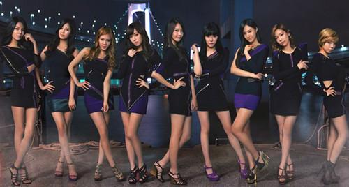 Girls' Generation ~ Paparazzi Image Teasers