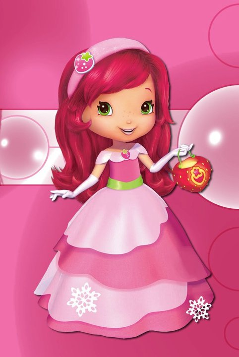 Strawberry Shortcake Glam Strawberry