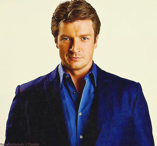 Gorgeous Nathan <3