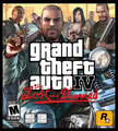 Grand Theft Auto IV The Остаться в живых And Damned Game Cover