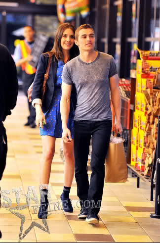 Grocery Shopping with Alison Brie - dave-franco Photo