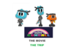 Gumball THE MOVIE The Trip - gumball-watterson fan art