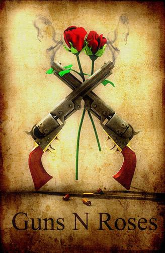 बंदूकों N' गुलाब