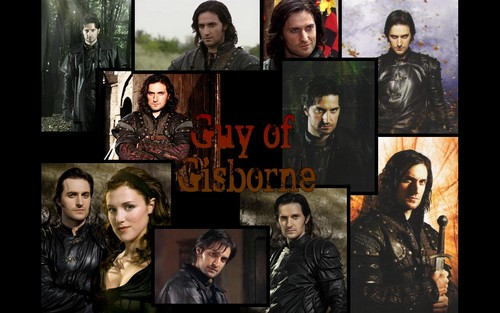 Guy of Gisborne - robin-hood Fan Art