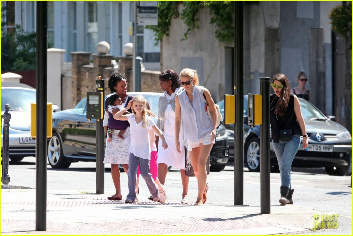 Gwyneth Paltrow: Who Wears Short Shorts?