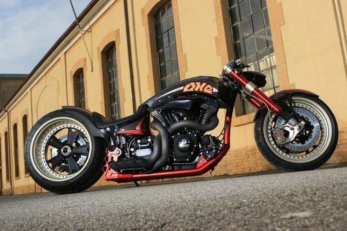 "HARLEY DAVIDSON V-ROD ""The One"""