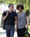 Halle Berry & Olivier Martinez: Memorial Mates