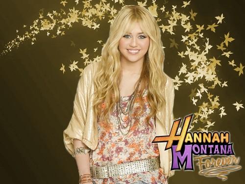 Hannah Montana fond d'écran entitled Hannah Montana
