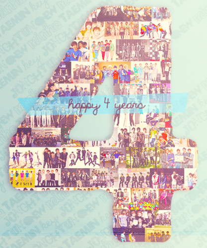 Shinee images happy th anniversary wallpaper and