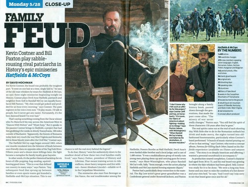 Hatfield and McCoy Article