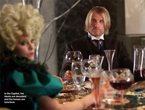 Haymitch and Effie