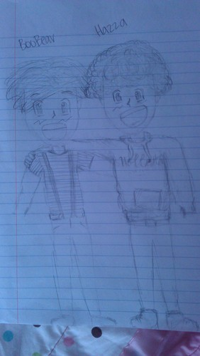Hazza and Boobear
