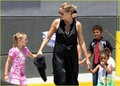 Heidi Klum: Movie Matinee with the Family