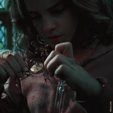 Hermione and her Time-Turner