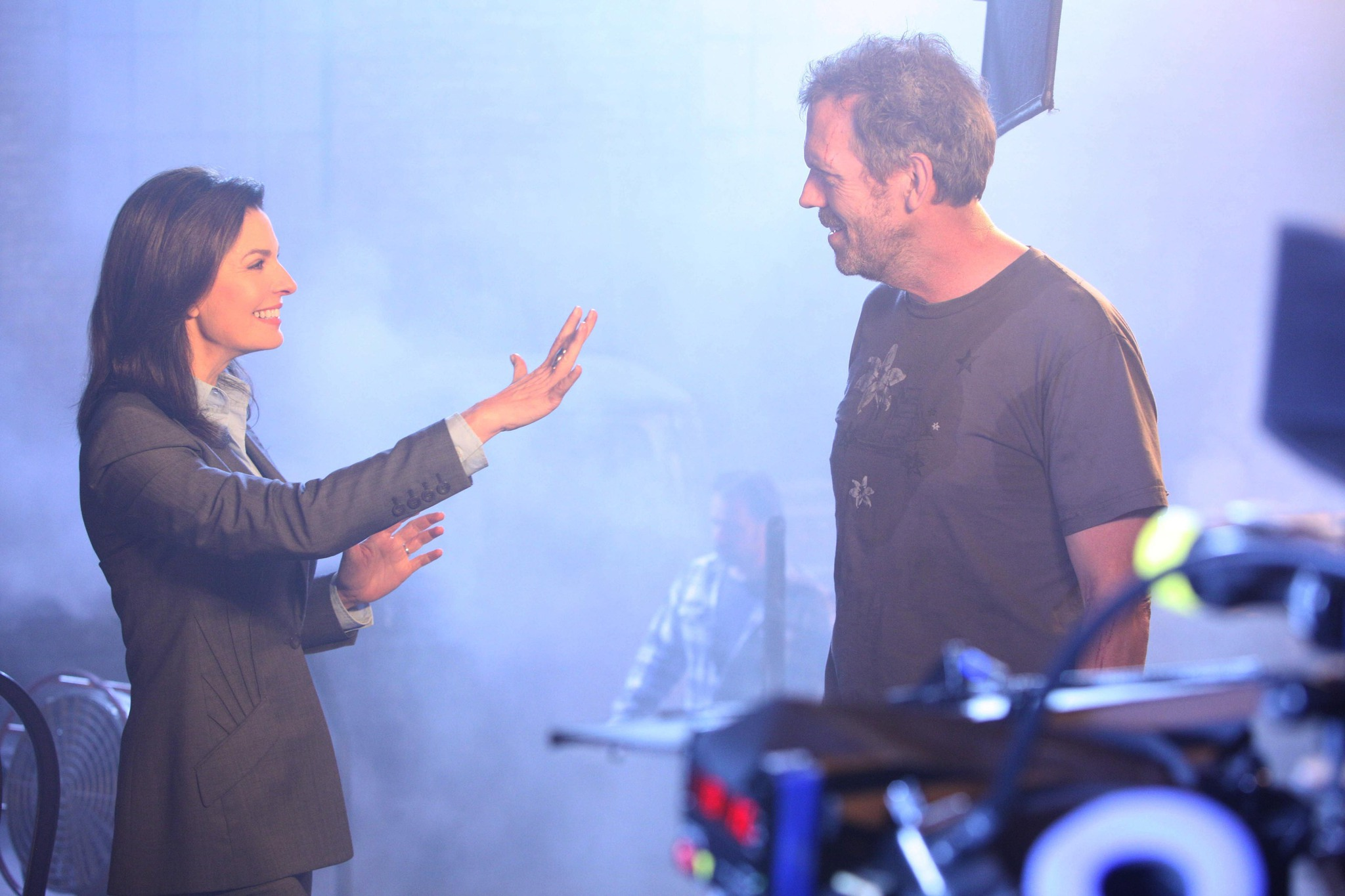 House M.D. - 8x22 Everybody Dies (Series Finale) - BTS Pictures [HQ]