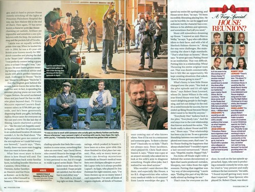 House TV Guide artikel Part III