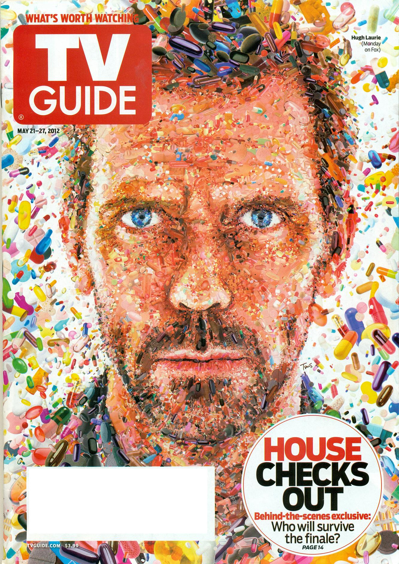House TV Guide Cover Part I