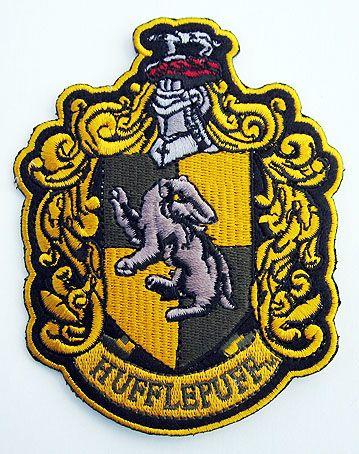 Hufflepuf Crest
