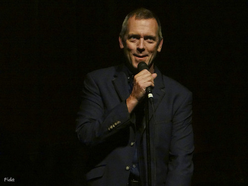 Hugh Laurie- Presentation @ El Rey Theatre Los Angeles, California 5/24/2012 - hugh-laurie Photo