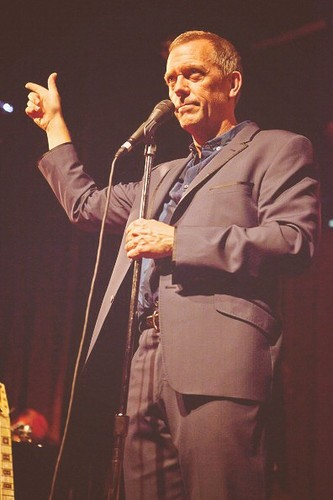 Hugh Laurie- Presentation - El Rey Theatre Los Angeles, California 5/24/2012 - hugh-laurie Photo