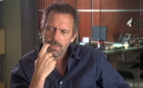Hugh Laurie interview