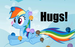 Hugs! - funny icon