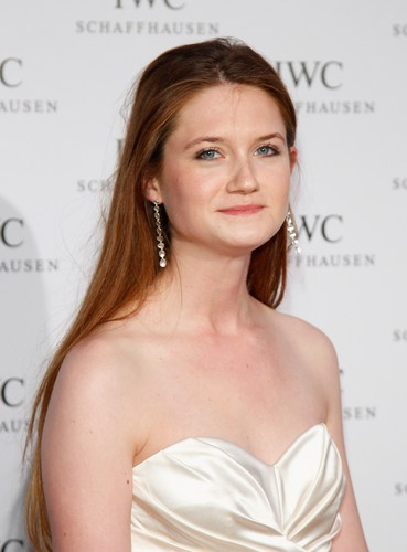 Bonnie Wright wallpaper containing a cocktail dress and a portrait titled IWC Filmmakers Dinner - May 21, 2012 - HQ