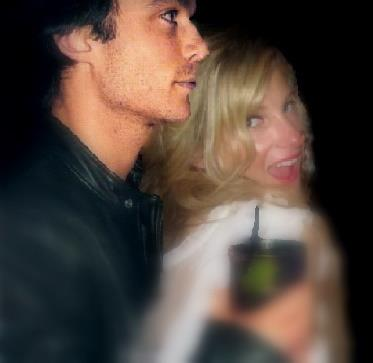 Ian Somerhalder Images Ian Somerhalder And Heather Morris Wallpaper