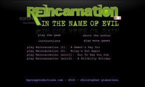 In The Name Of Evil