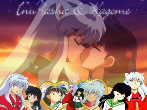 Inuyasha, Kagome and مزید
