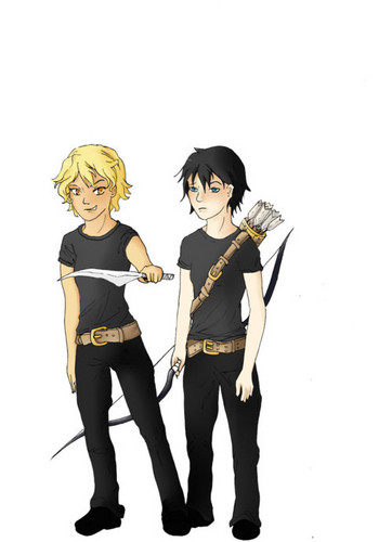 Jace and Alec