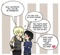 Jace and Alec - mortal-instruments fan art
