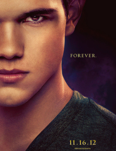 Jacob - Official Breaking Dawn Part 2 Poster