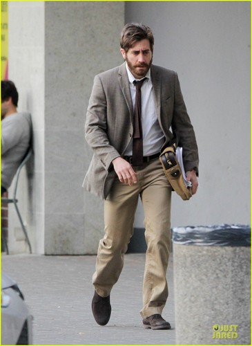 Jake Gyllenhaal: &#39;An Enemy&#39; in Toronto - jake-gyllenhaal Photo
