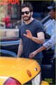 Jake Gyllenhaal: Cab Ride in NYC! - jake-gyllenhaal photo