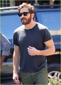 Jake Gyllenhaal: Cab Ride in NYC! - jake-gyllenhaal photo