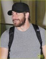 Jake Gyllenhaal: Yankees Fan in Toronto - jake-gyllenhaal photo
