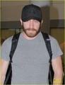 Jake Gyllenhaal: Yankees Fan in Toronto - jake-gyllenhaal photo