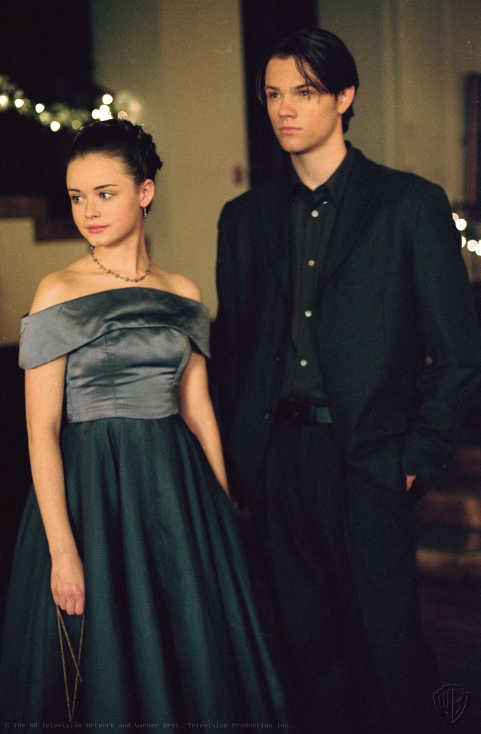 Jared And Alexis Bledel In Gilmore Girls