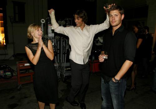 Jensen, Jared And Kristen ベル
