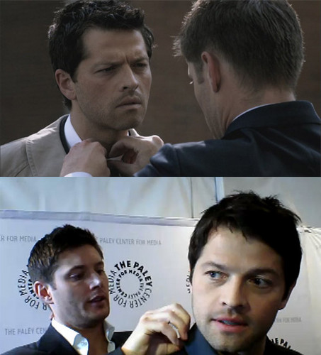 Jensen/Misha and Dean/Cas
