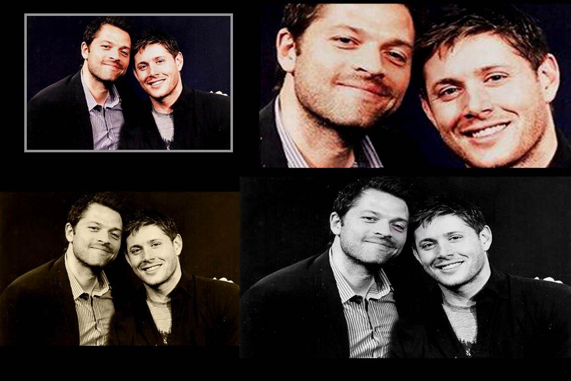 Jensen & Misha - Jensen Ackles and Misha Collins Fan Art ...